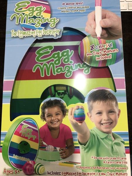 Original Egg-Mazing