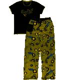 Queen Bee Womens Pajama Set