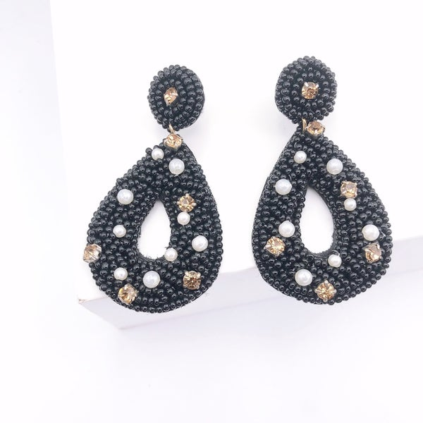 Beaded Earring *Final Sale*