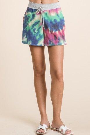 Multi Color Lounge Shorts *Final Sale*