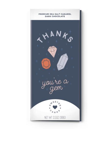 Thanks You're a Gem Card