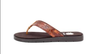 Delrio Bronze Sandal