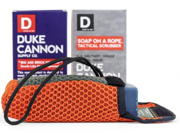 Duke Cannon Tactical Scrubber Bundle