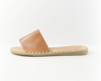 Camel Strap Sandal *Final Sale*