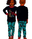 Kids Falala PJ Set