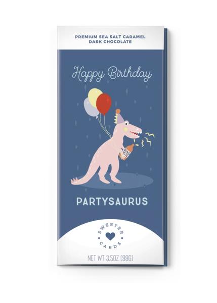 Happy Birthday Partysaurus