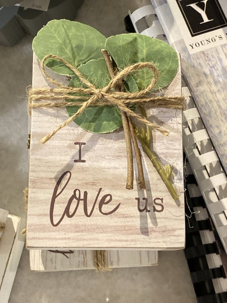 Extra Small Twine Signs *Final Sale*