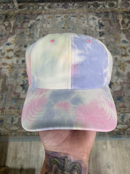 Tie Dye Ball Cap - Velcro