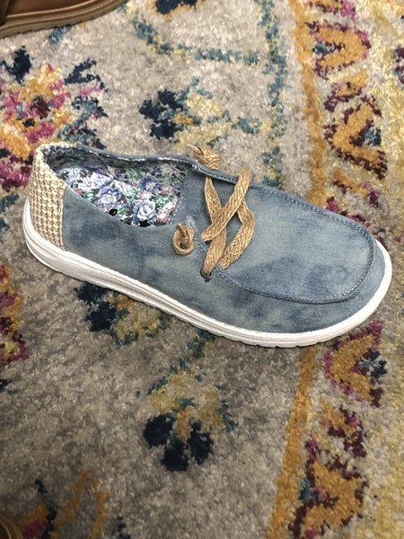 Dolly Denim Loafer