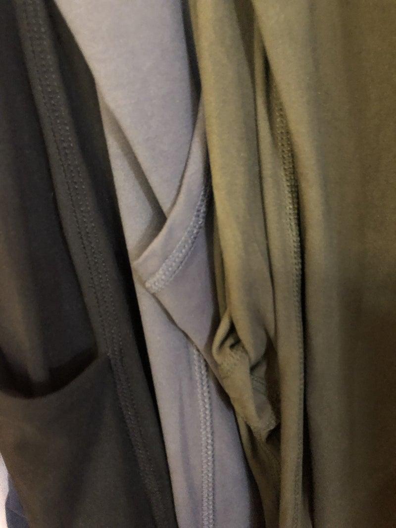 Capri Leggings w/ Pockets