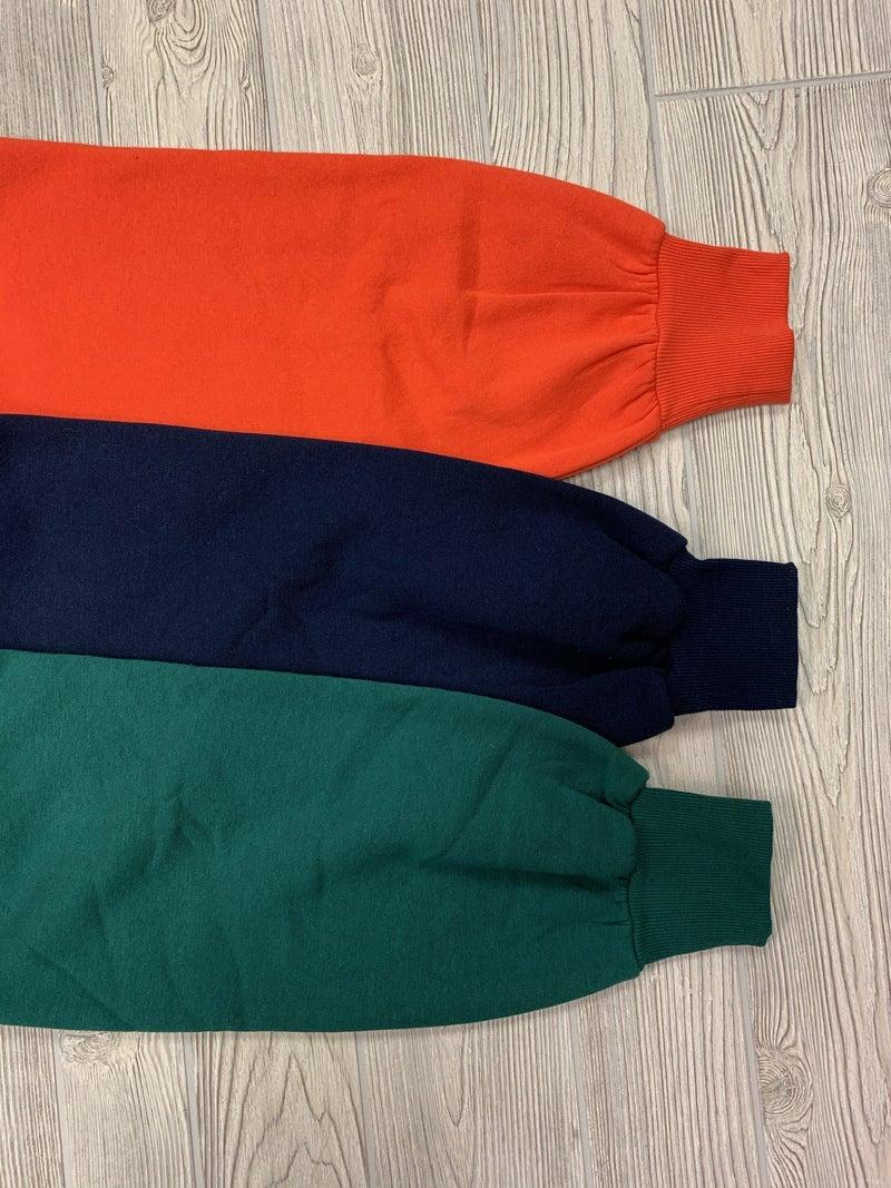Plus size loose fit hoodie