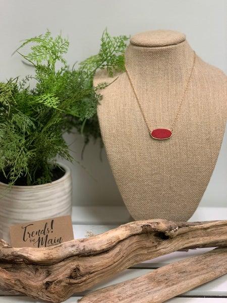 Kendra Scott inspired necklace