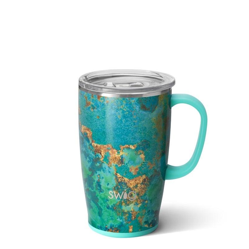 Swig Travel Mug - 18oz - Copper Patina