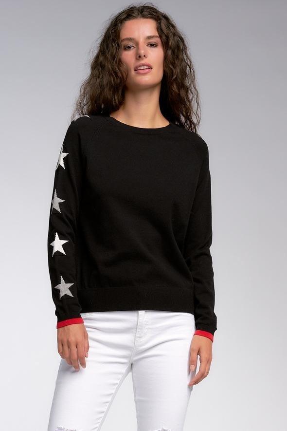 Star & Heart Sweater
