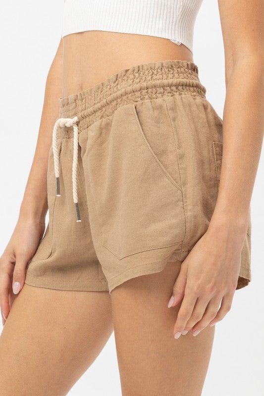 Long Beach Day-Shorts