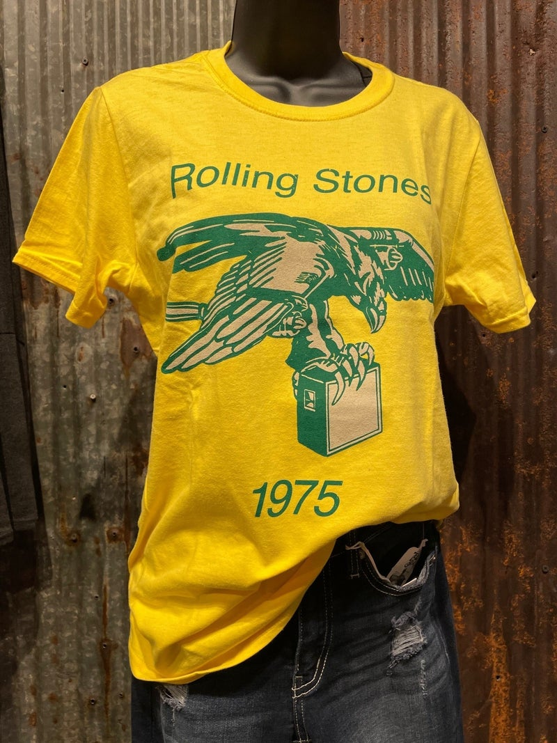 Rolling Stones Eagle 1975