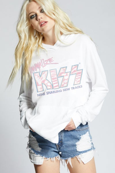 Kiss Animalize Hoodie