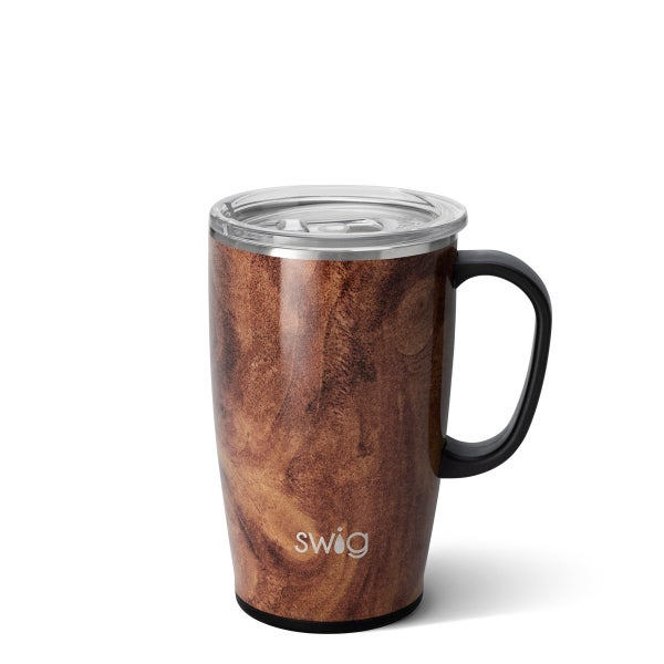Swig Travel Mug - 18oz - Black Walnut