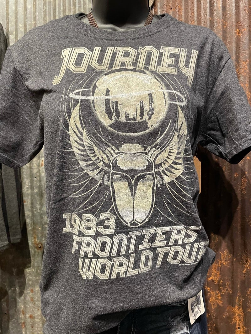 Journey Frontiers Tee
