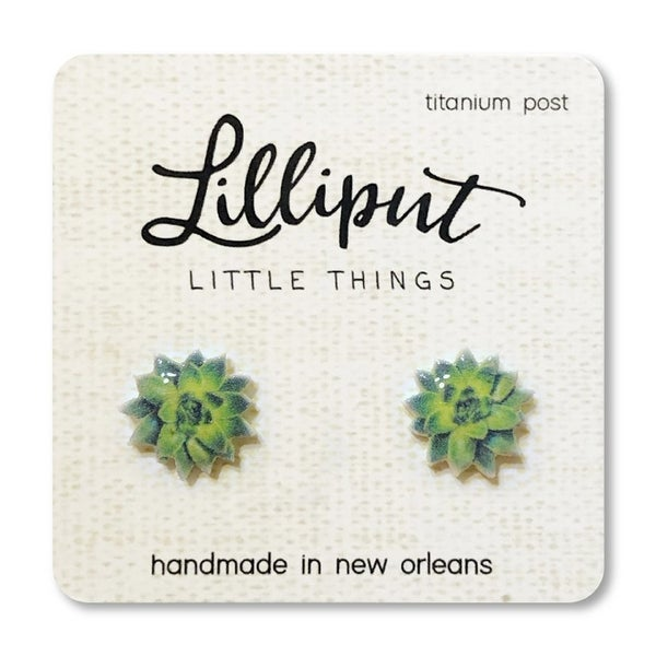 Little Things Earrings - Nature