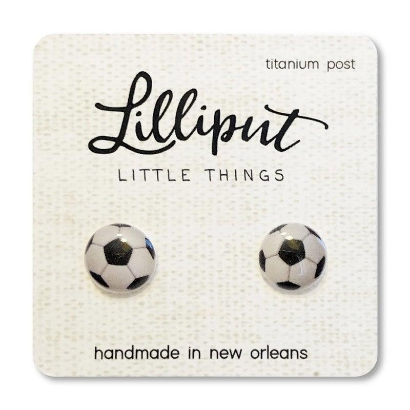 Little Things Earrings - Sports