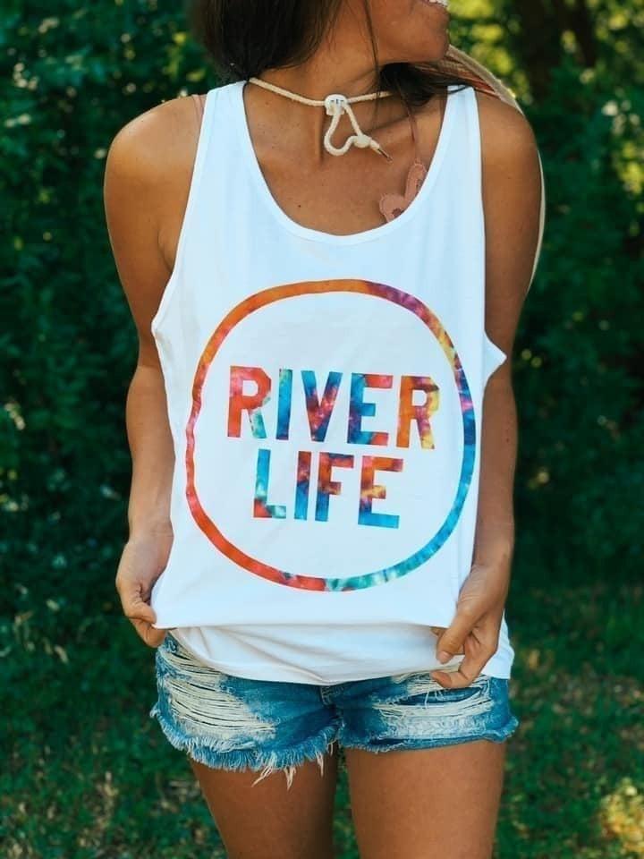 River Life Tank Top