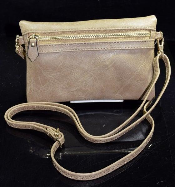 Wallet Handbag w/ Strap