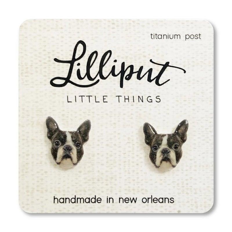 Little Things Earrings - Animals