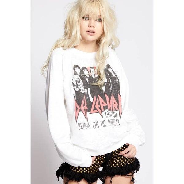 Def Leppard LS Sweatshirt