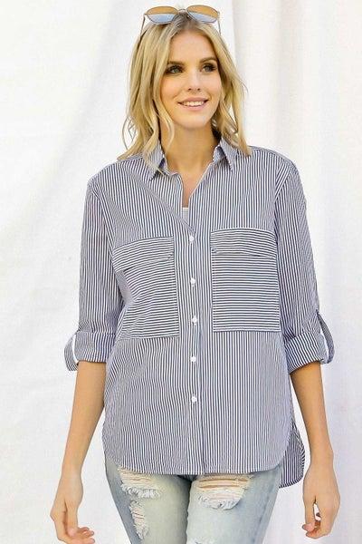 Salt & Sunshine Button Down Shirt