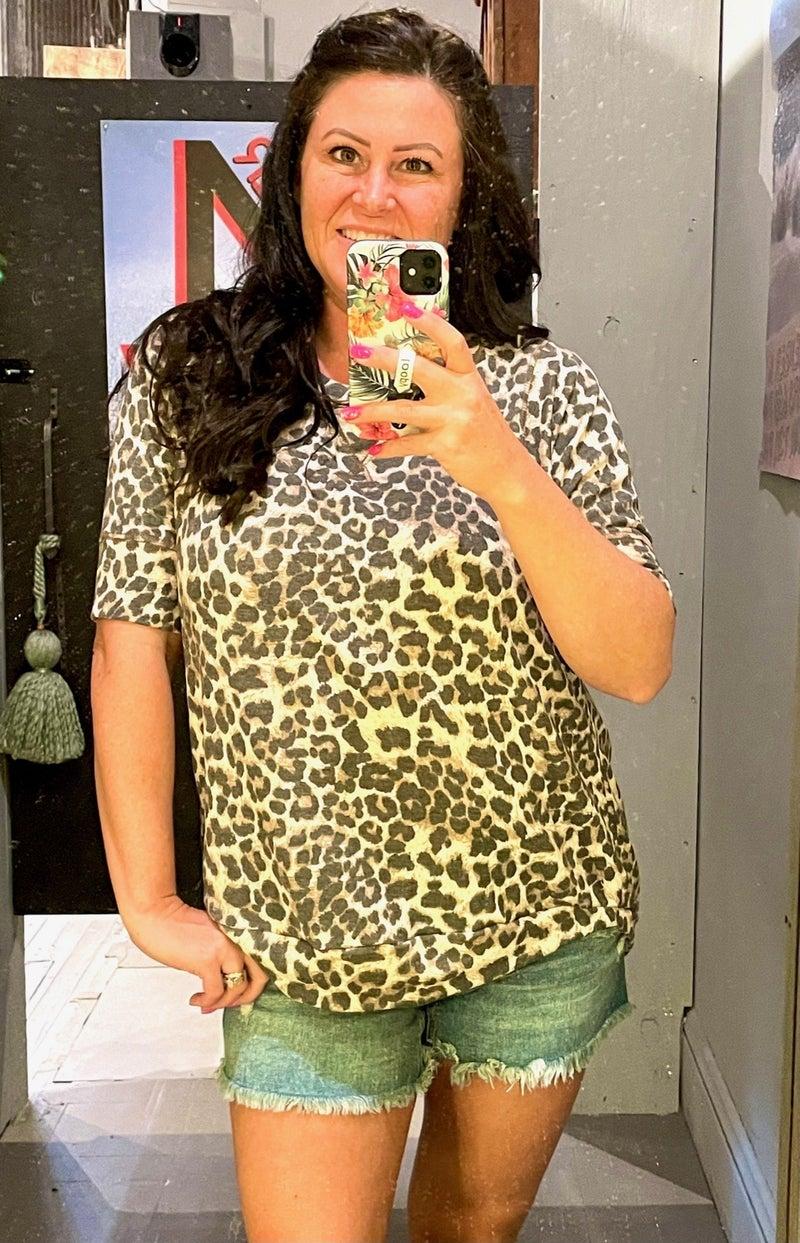 Cheetah Top