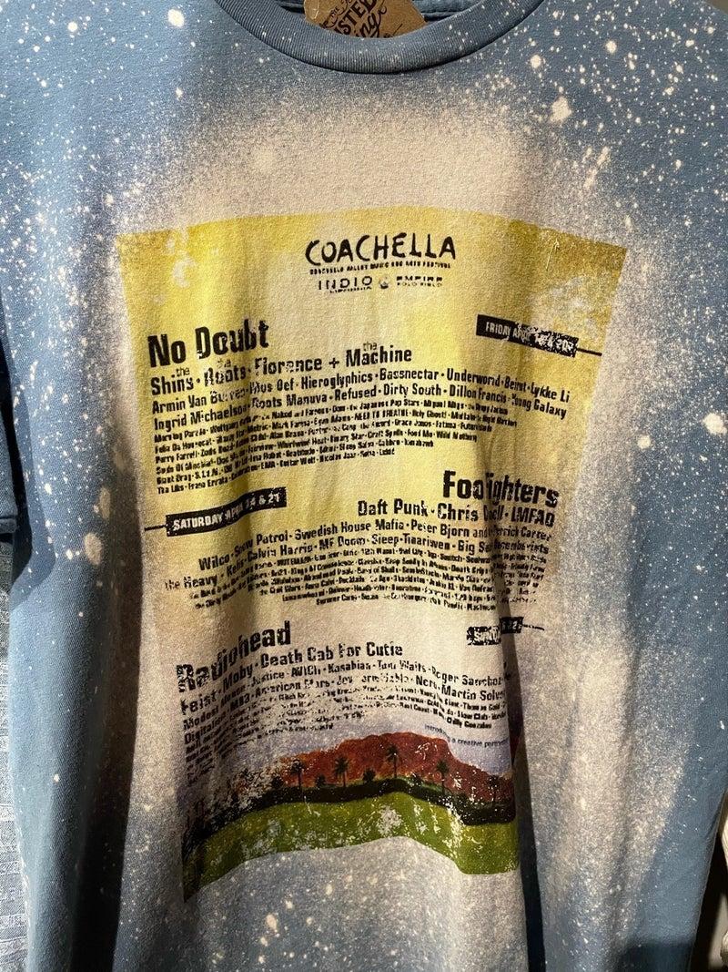 Coachella Custom Tee