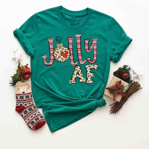Jolly AF Graphic Tee