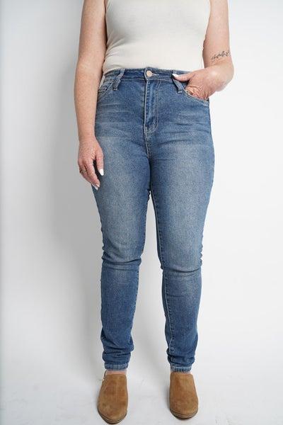Dream Super High Rise Skinny Jeans