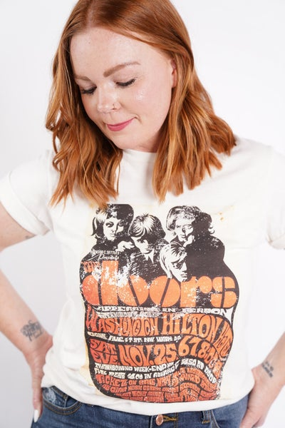 The Doors Graphic Band Tee