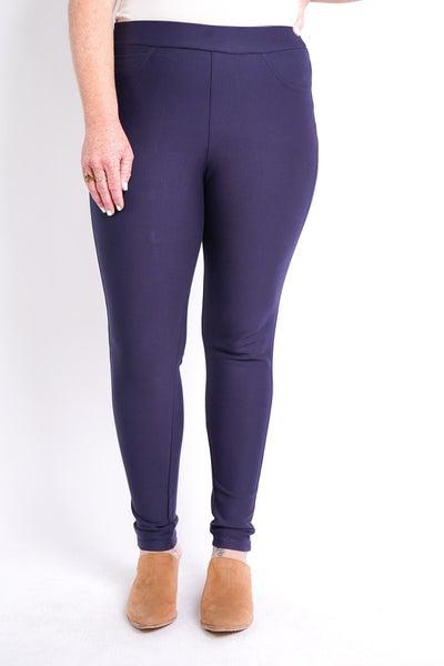 Magic Ponte Pocket Pants - NEW COLORS!