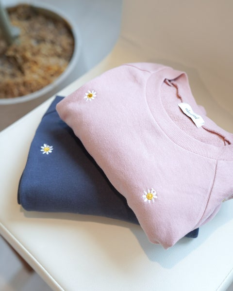 Darling In Daisy Sweatshirt