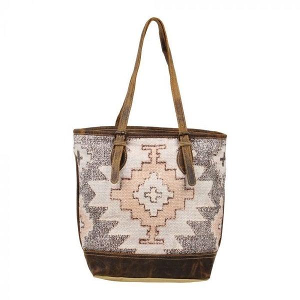 Neat Tote Bag By Myra Bag