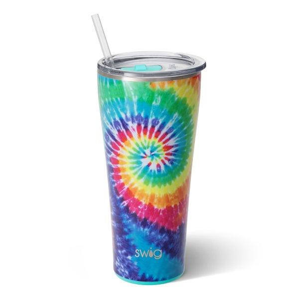 Swig Swirled Peace Drinkware