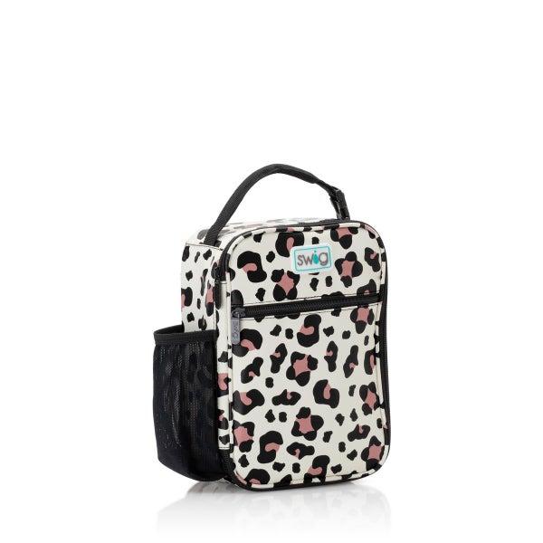 Luxy Leopard Boxxi Lunch Bag By Swig