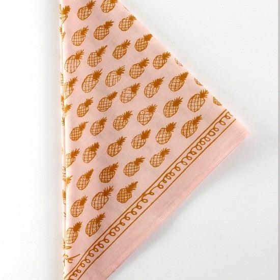 No. 014 Pineapples Bandana