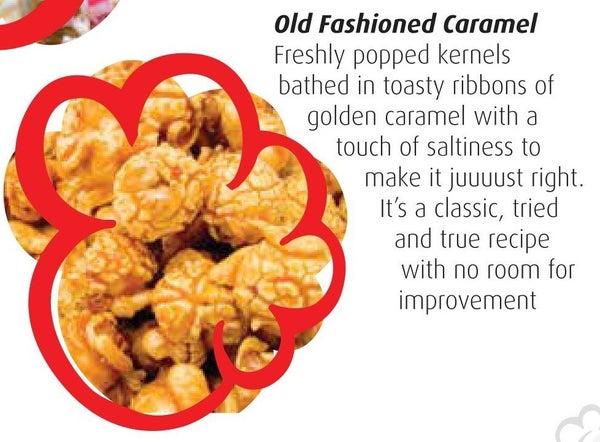 Old Fashion Caramel Corn