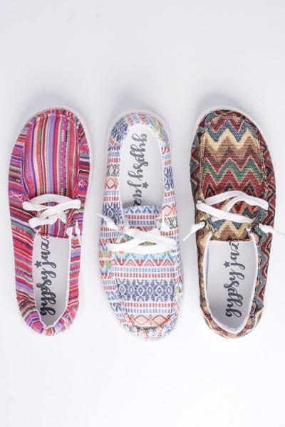 Chaska Slip On Sneaker, 3 Colors!