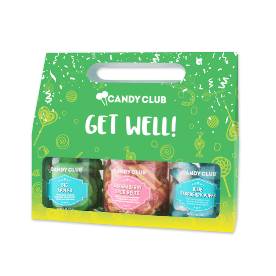 Get Well Gift Set By Candy Club