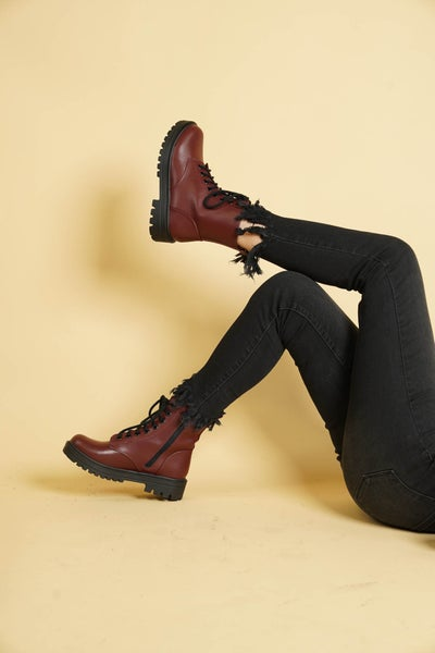 The Firm Combat Boot