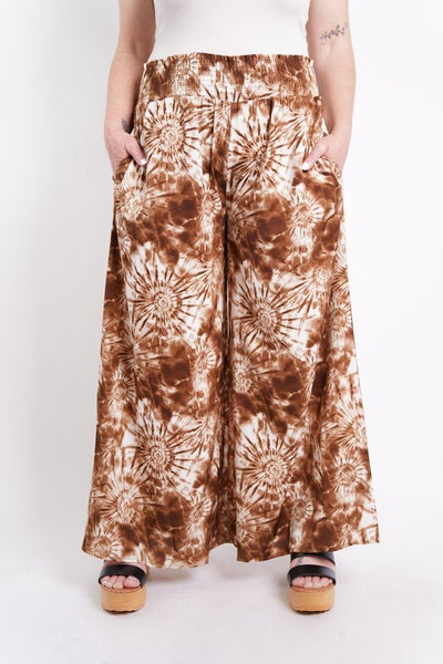 Tie Dye Forever Palazzo Pants, 3 Colors!