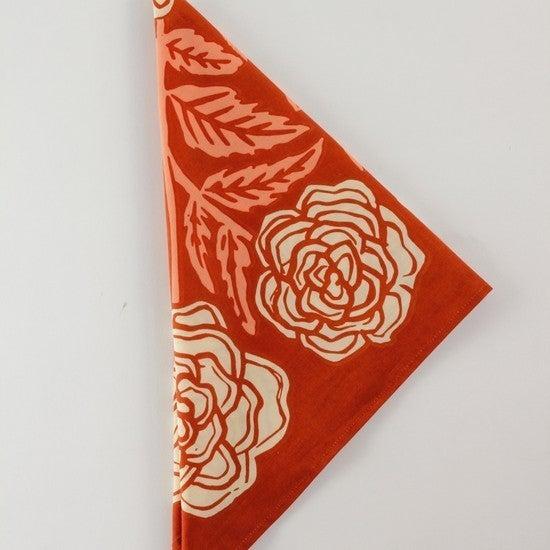 No. 018 Rose Bandana