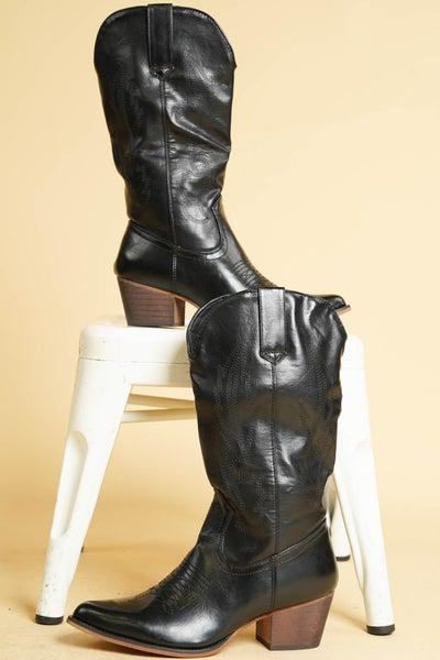 Coleen Cow Girl Boot