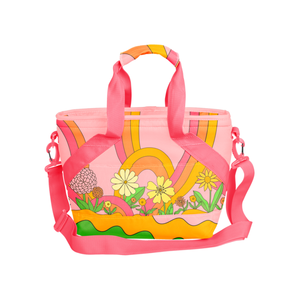 In The Groove Ice Princess Insulated Lunch Bag
