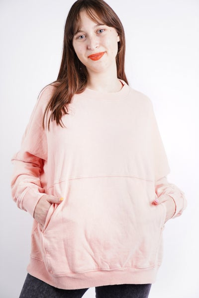 Mellow Spring Pullover, 2 Colors!